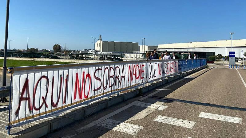 Boletines RNE - CC.OO. anuncia movilizaciones tras el anuncio de Airbus de suprimir 630 empleos en España - Escuchar ahora