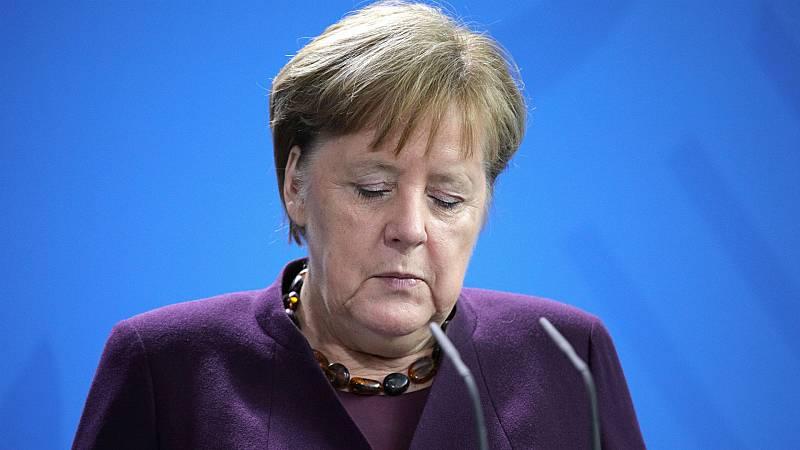 14 horas - Los ataques xenófobos en Alemania superan a los yihadistas - Escuchar ahora