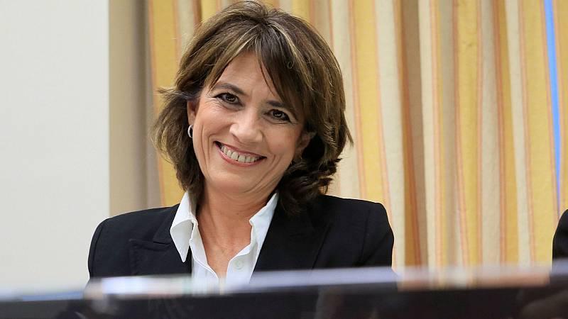 24 horas -  Dolores Delgado asegura que su paso por el Ministerio no debe interpretarse como una debilidad - Escuchar ahora