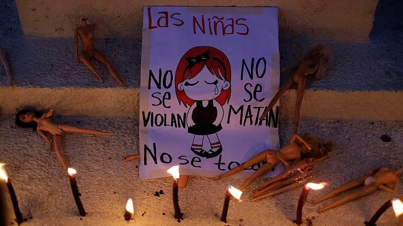 Hora América - Feminicidio e impunidad en México - 20/02/20 - escuchar ahora