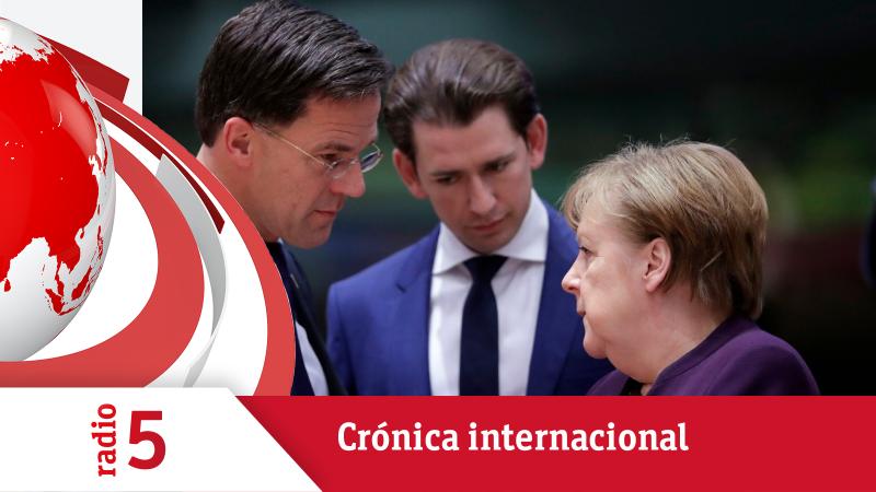 Todo Noticias Mañana - Crónica Internacional: Avances en la negociación presupuestaria de la UE - Escuchar ahora