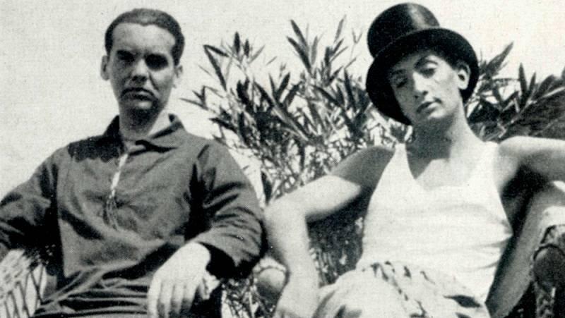 Carta de Dalí a Lorca - 20/02/20