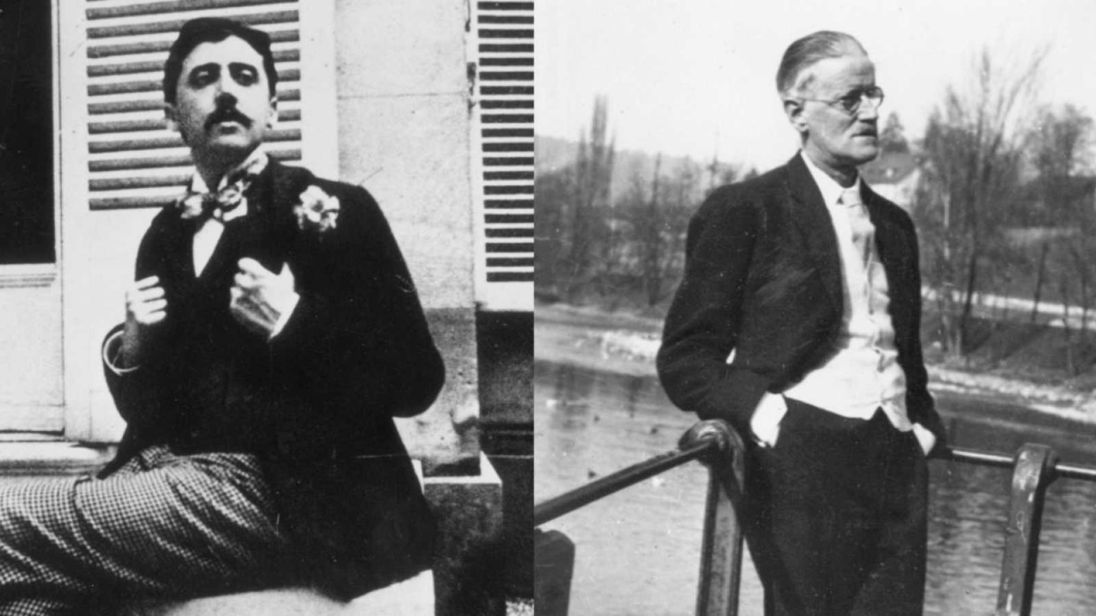 Relato sobre Marcel Proust y James Joyce - 14/01/20