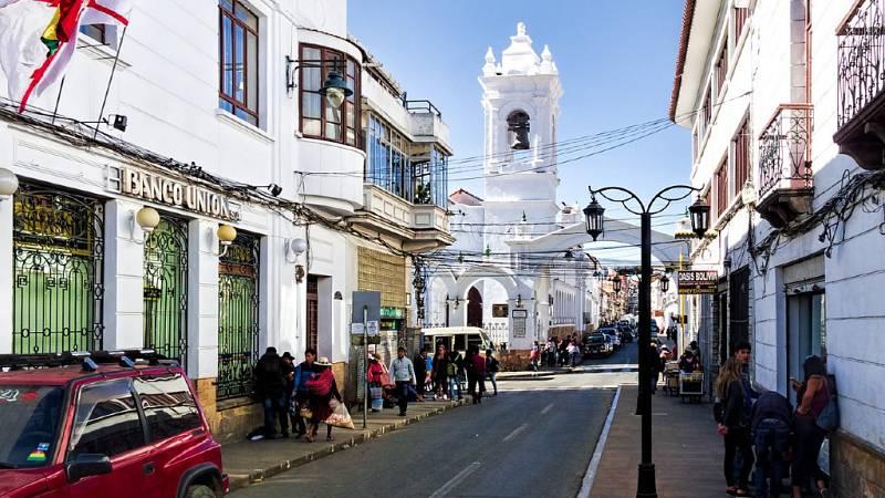 Nómadas - Sucre, capital blanca - 22/02/20 - Escuchar ahora