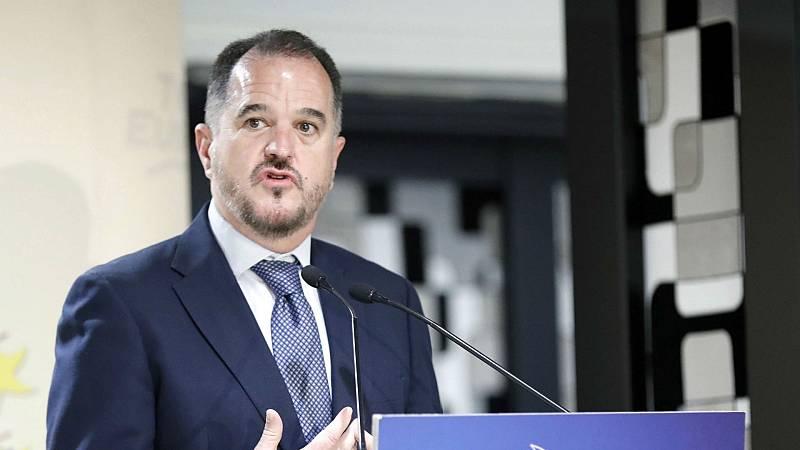 24 horas fin de semana - 20 horas - Carlos Iturgaiz el candidato del PP en las elecciones del País Vasco en sustitución de Alfonso Alonso - Escuchar ahora