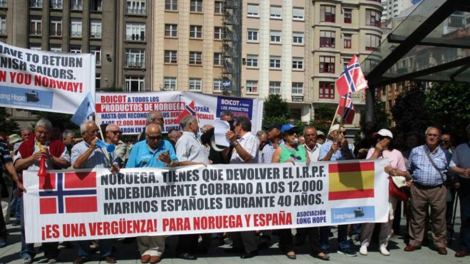 Españoles en la mar - Asociación de exmarinos gallegos - 21/02/20 - escucha ahora