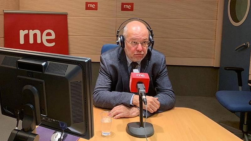 Las mañanas de RNE con Íñigo Alfonso - Igea renunciaría a liderar el partido si Arrimadas aglutina a las distintas corrientes - Escuchar ahora