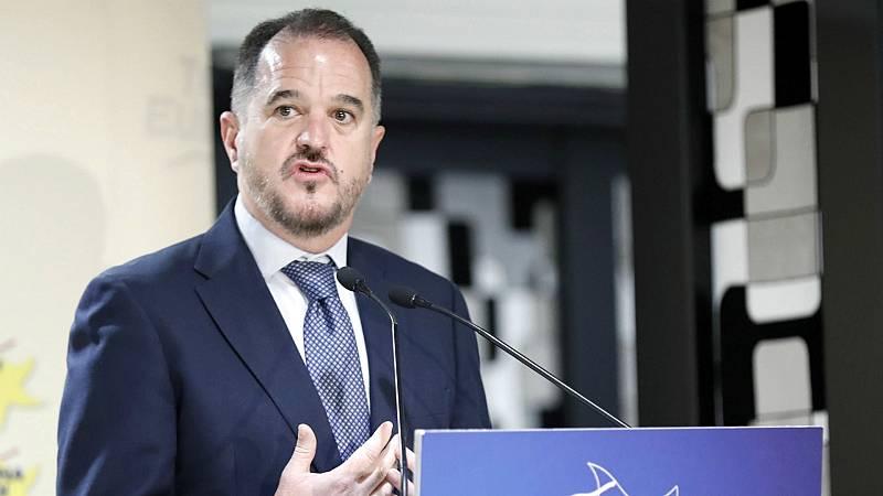 """Las mañanas de RNE con Íñigo Alfonso - Carlos Iturgaiz: """"PP+Cs es la única candidatura que va a defender la Constitución y la unidad de España"""" - Escuchar ahora"""