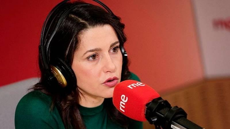 """Las mañanas de RNE con Íñigo Alfonso - Inés Arrimadas (Cs): """"Todavía estamos a tiempo de encontrar una fórmula en Galicia"""" - Escuchar ahora"""