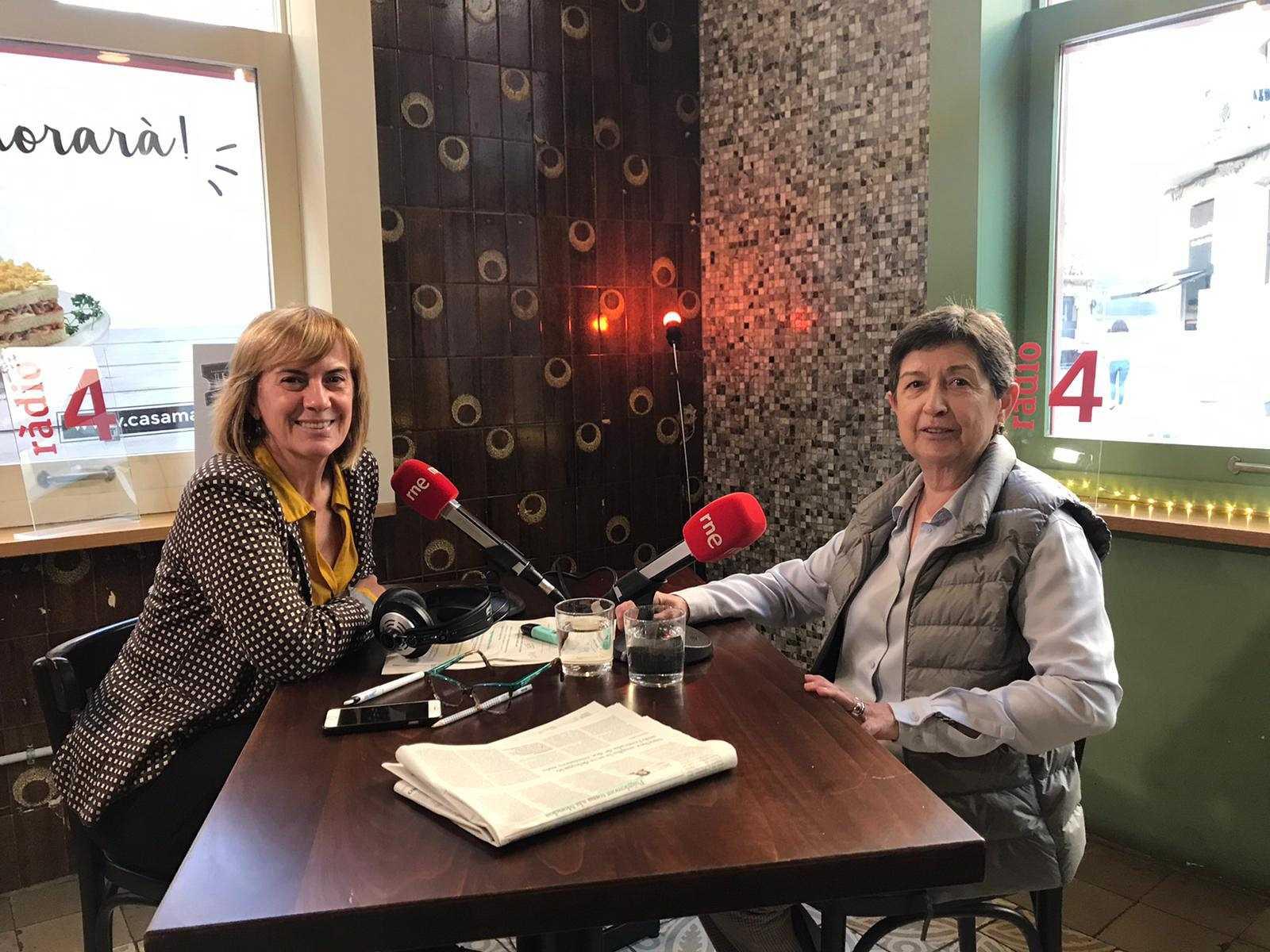 Gemma Nierga entrevista Teresa Cunillera 25/02/20