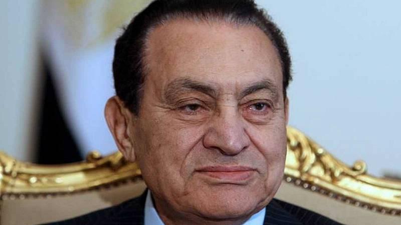 Boletines RNE - El expresidente egipcio Hosni Mubarak ha muerto, según medios locales - Escuchar ahora