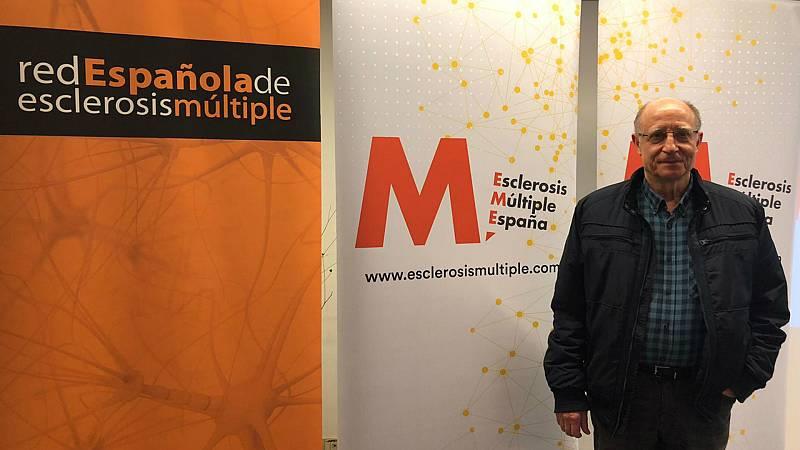 Las mañanas de RNE con Pepa Fernández - Esclerosis múltiple - Ángel Hernández - Escuchar ahora