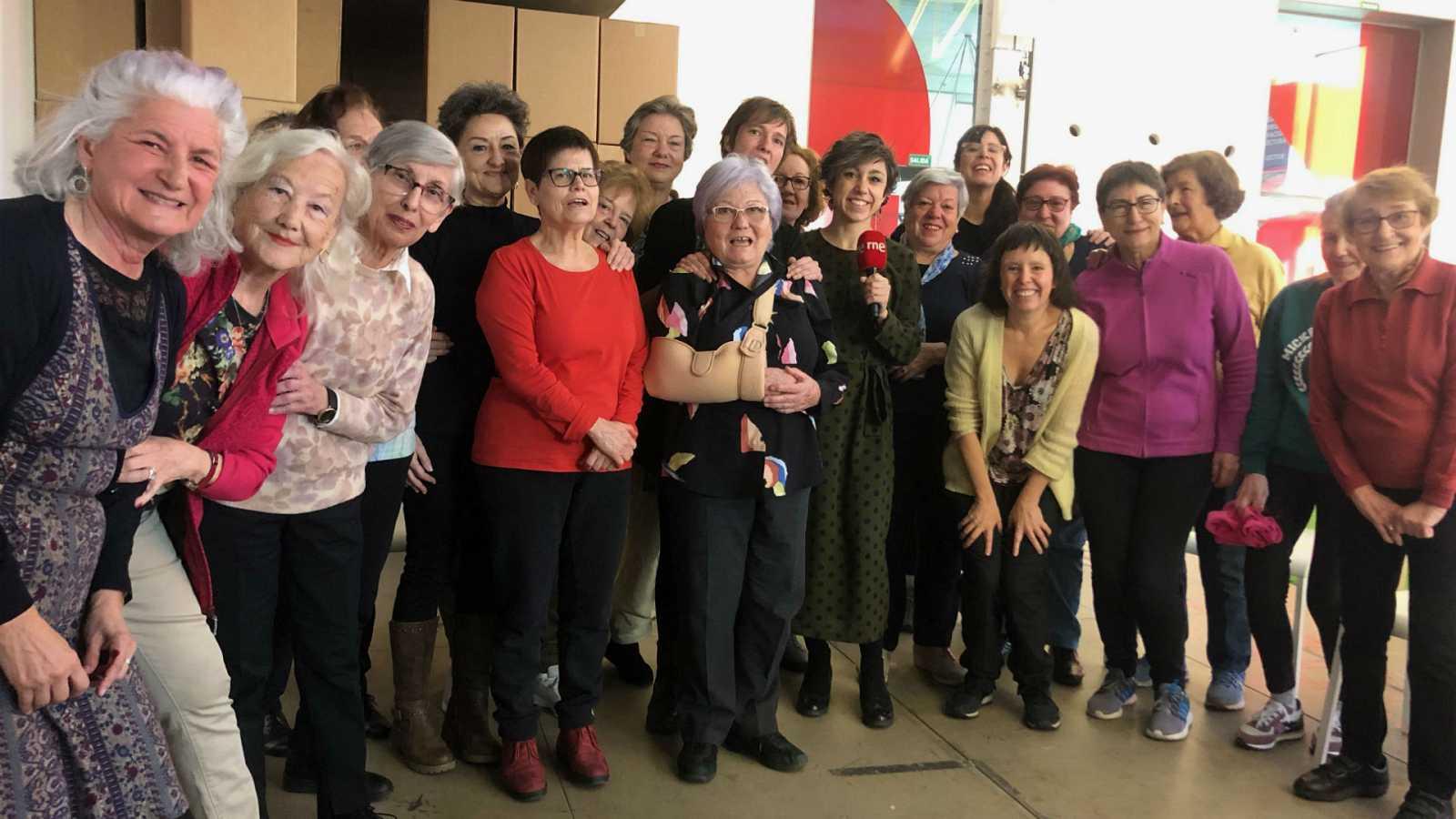 Todo Noticias - Mañana - Cotidianas: mujeres mayores venciendo a la soledad