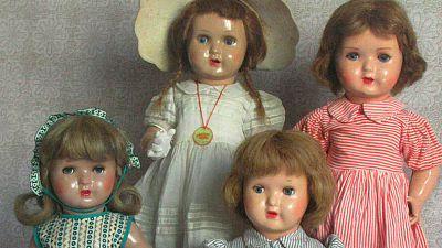 Las cuñas de RNE - Las muñecas: siglos de juegos y educación - Escuchar ahora