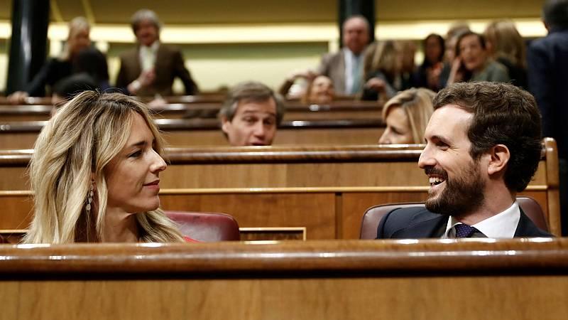 El PP afirma que Sánchez se ha sometido al guion independentista - Escuchar ahora