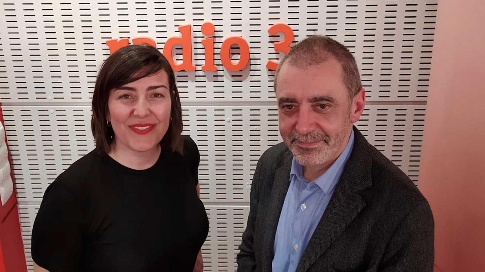 Efecto Doppler - Arte y política con Borja-Villel - 26/02/20 - ESCUCHAR AHORA