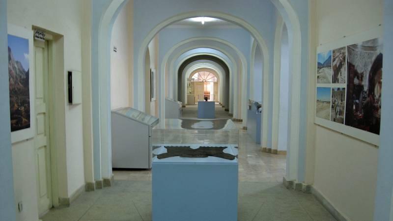 Marca España - Arquitectos españoles diseñan el Museo Nacional de Afganistán - 27/02/20 - escuchar ahora