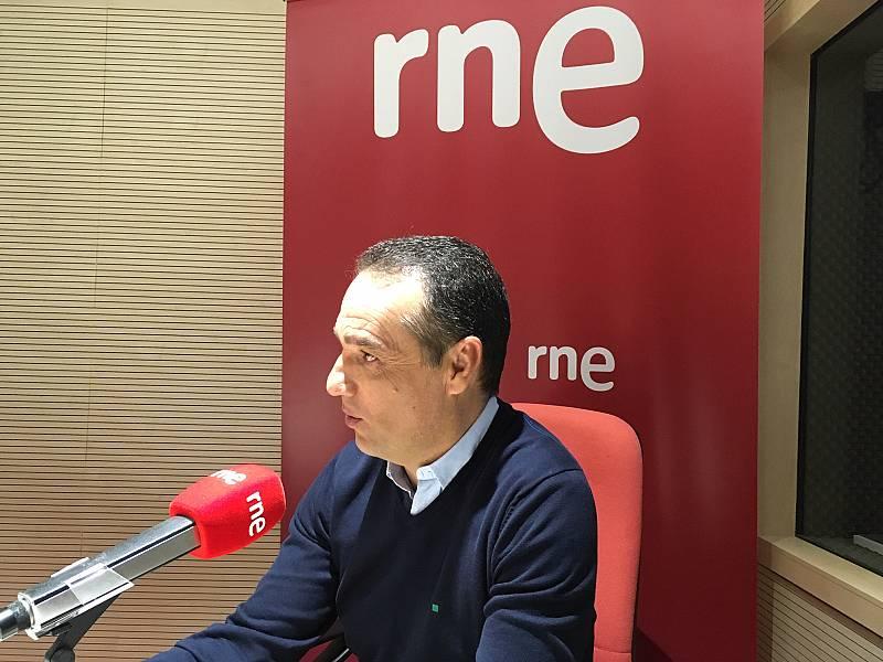 Entrevista José Luís Oltra, entrenador del Racing de Santander - 27/02/20