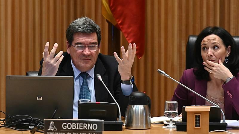 14 horas - Escrivá anuncia un ingreso mínimo vital y el retraso de la edad de jubilación - Escuchar ahora