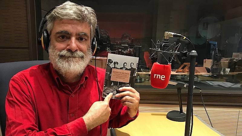 Anelio Rodríguez, el circo y Mr. Sabas - Escuchar ahora
