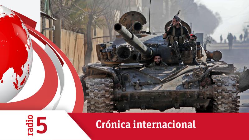 Todo noticias - Mañana - Crónica internacional - Turquía promete venganza por la muerte de 33 soldados en Siria - Escuchar ahora