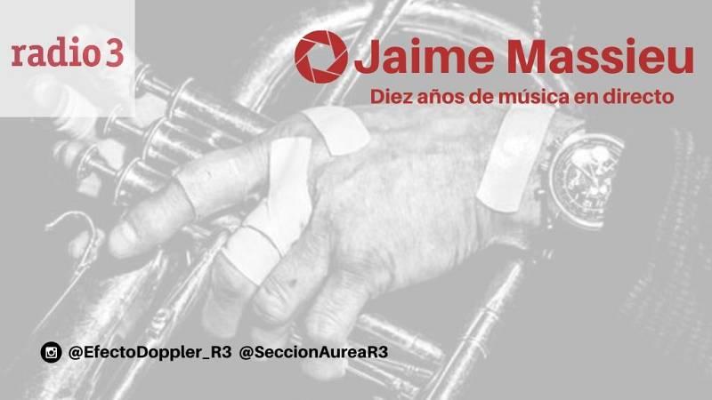 Efecto Doppler - Sección Áurea - Jaime Massieu - Escuchar ahora