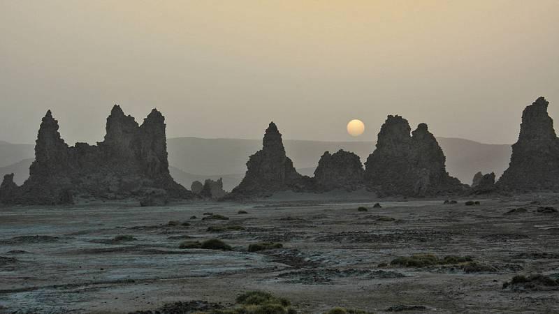 Nómadas - Yibuti, el desierto de las mil formas - 29/02/20 - Escuchar ahora