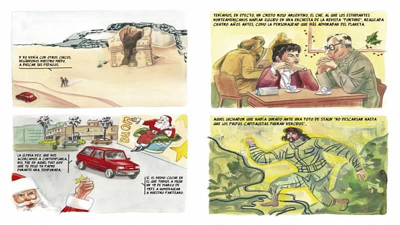 """Viñetas y bocadillos - Felipe Hernández Cava & Antonia Santolaya """"Del Trastevere al Paraíso"""" - 29/02/20 - Escuchar ahora"""