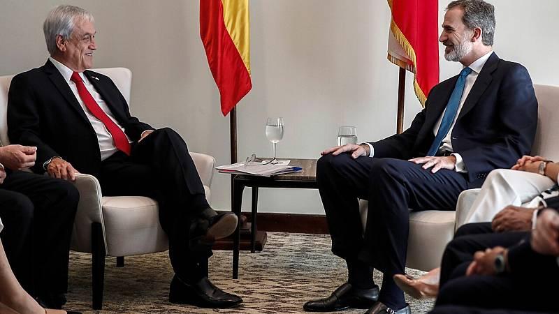 24 horas fin de semana - 20 horas - España y Bolivia normalizan relación durante el relevo presidencial en Uruguay - Escuchar ahora