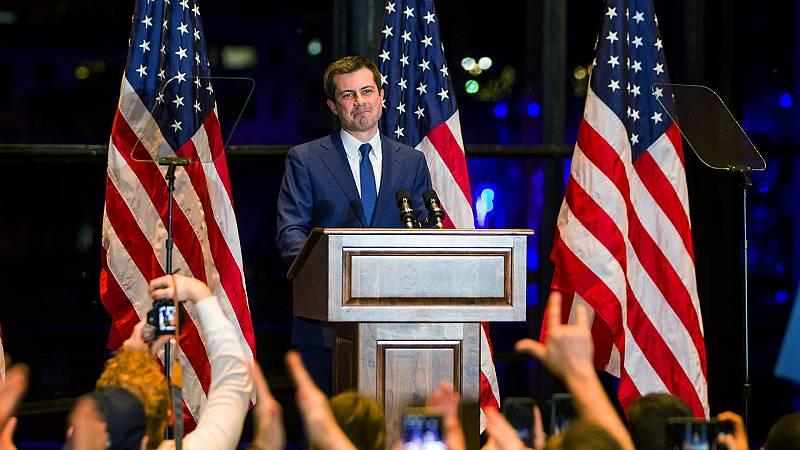 Las mañanas de RNE con Íñigo Alfonso - Pete Buttigieg se retira de las primarias demócratas en Estados Unidos - Escuchar ahora