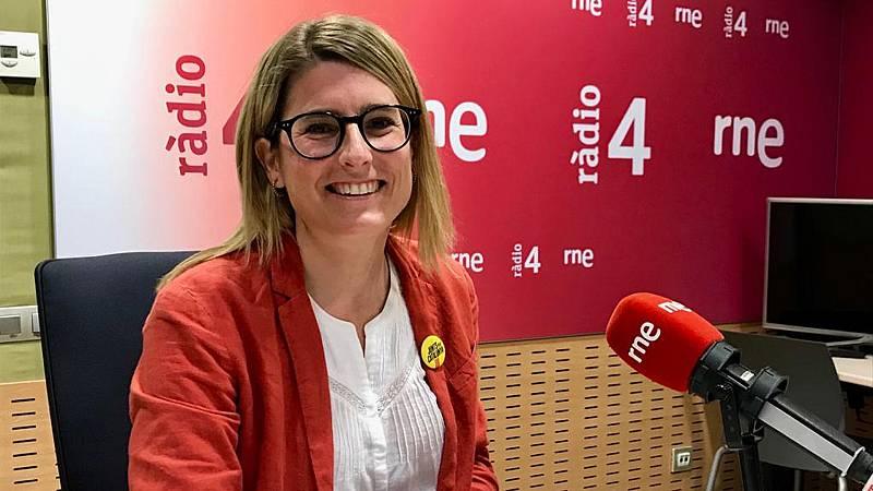 """Las mañanas de RNE con Íñigo Alfonso - Artadi (JxCat): """"Siempre hemos defendido el diálogo, pero esto no quita que sigamos movilizando a la gente""""  - Escuchar ahora"""