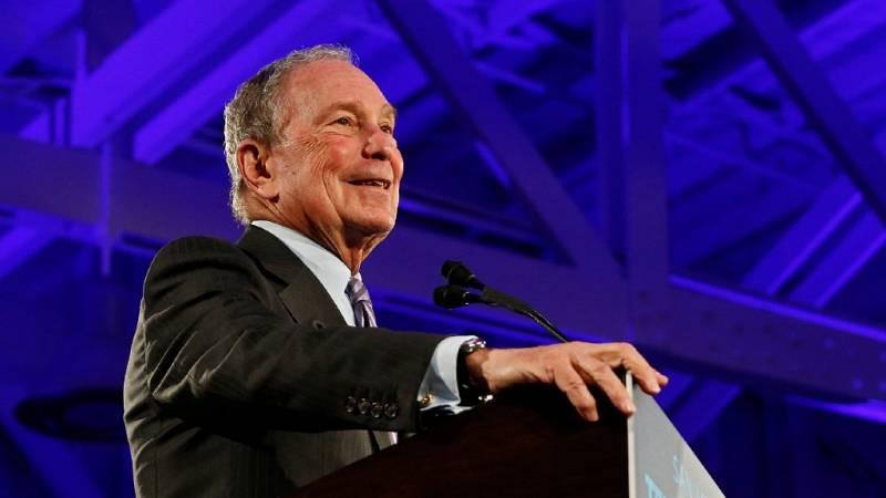 Reportajes 5 Continentes - Michael Bloomberg, el magnate en la carrera demócrata - Escuchar ahora