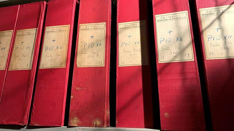 14 horas - Abiertos los archivos secretos del papado de Pío XII - Escuchar ahora