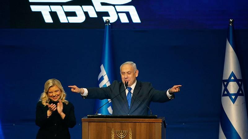 Las mañanas de RNE con Íñigo Alfonso - Netanyahu encabeza por ahora el recuento de los votos y roza la mayoría absoluta - Escuchar ahora