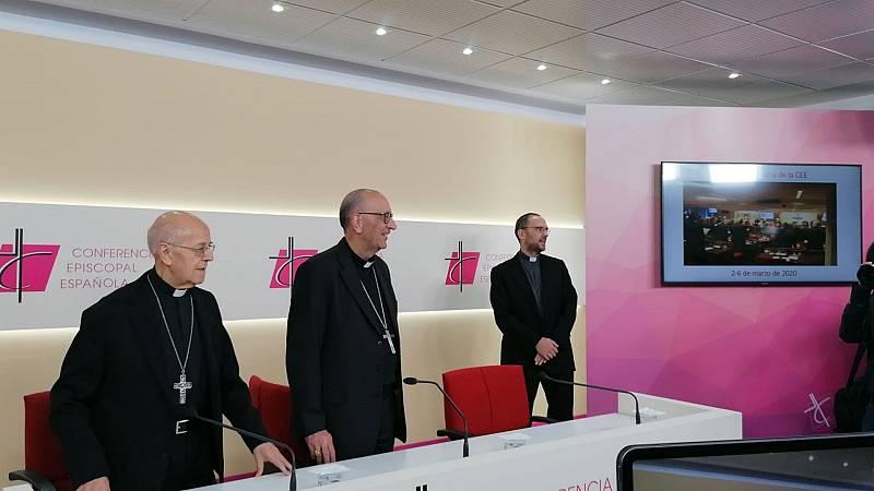 Boletines RNE - Juan José Omella, nuevo presidente de los obispos españoles  - Escuchar ahora