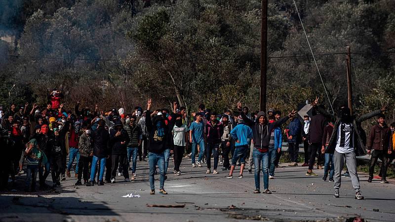 """Todo noticias mañana - ACNUR: """"Grecia no tiene base legal para suspender el derecho de asilo"""" - Escuchar ahora"""