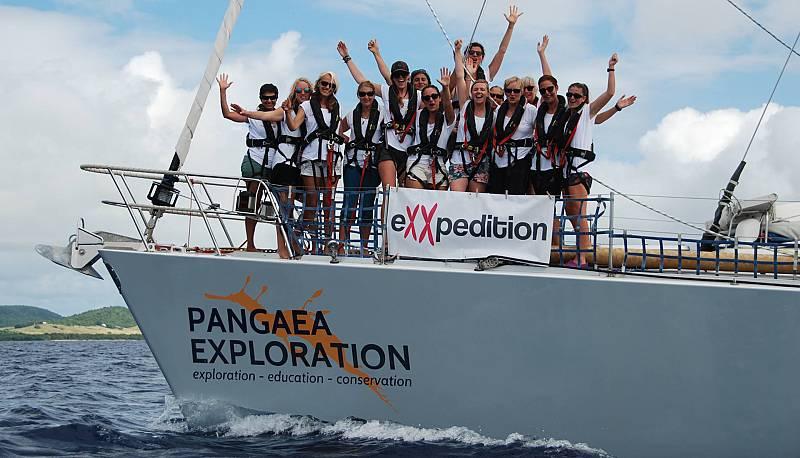 Españoles en la mar - eXXpedition Round the World - escuchar ahora