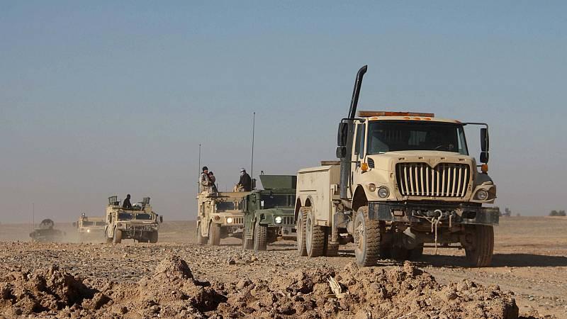 Boletines RNE - La Corte Penal Internacional investigará los supuestos crímenes de guerra en Afganistán - Escuchar ahora