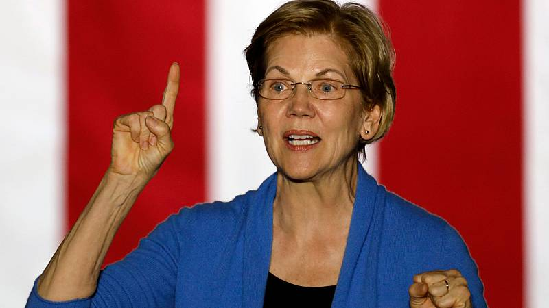 Boletines RNE - Warren se retira de la carrera a la nominación demócrata por la presidencia de Estados Unidos - Escuchar ahora