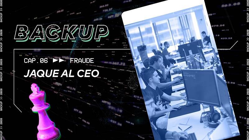 Todo noticias - Tarde - BackUp: Fraude, jaque al CEO - Escuchar ahora