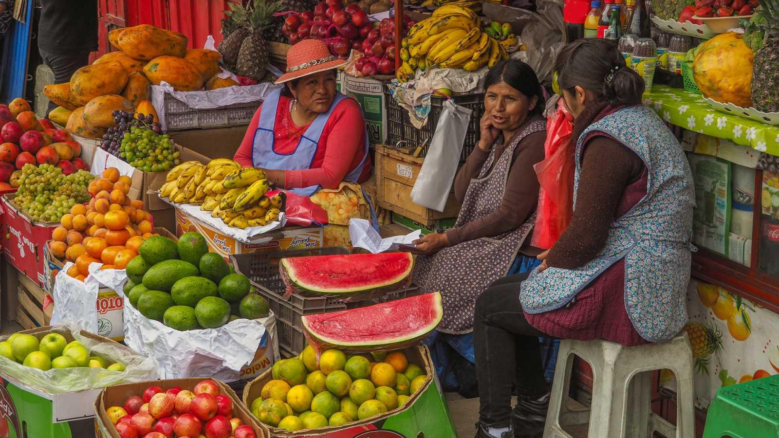 Sumando esfuerzos - Las mujeres en el ámbito rural de Bolivia y su fuerza transformadora - 06/03/20 - escuchar ahora