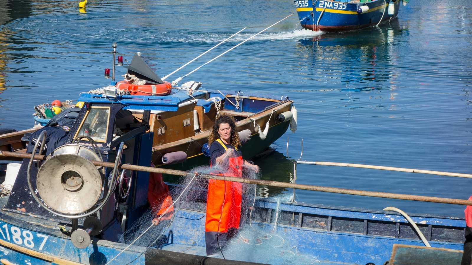 Españoles en la mar en Radio 5 - Los derechos de la mujer y la pesca en la UE - 06/03/20 - Escuchar ahora