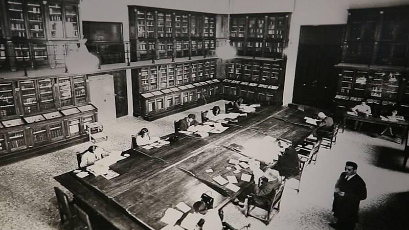Biblioteca Nacional: Más que libros - Centenario de la Sala Cervantes - Escuchar ahora