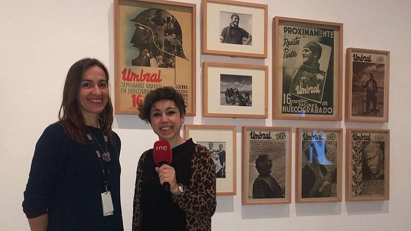 Todo Noticias - Mañana - Mujeres en la Guerra Civil: nuevo espacio en el Museo Reina Sofía - Escuchar ahora
