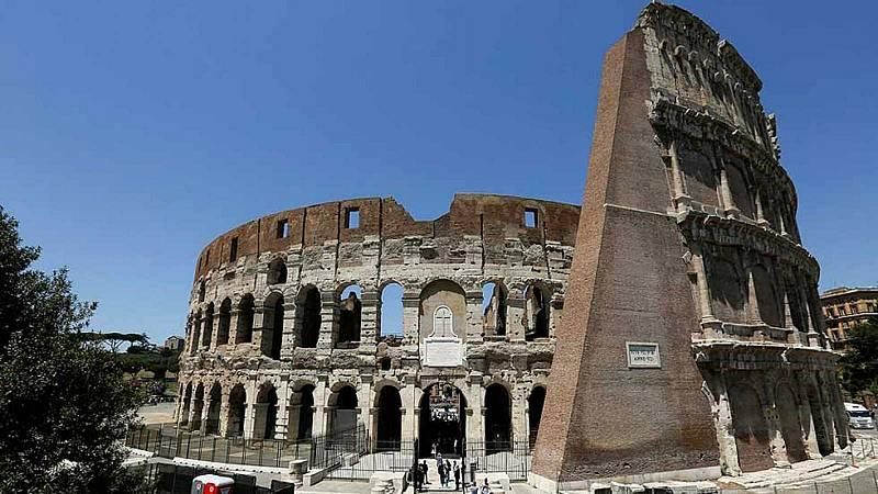 14 horas - Las calles de Roma, vacías por el miedo al coronavirus - Escuchar ahora