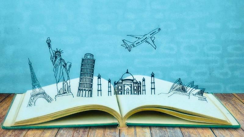 No es un día cualquiera - Viajar desde casa - Màxim Huerta - 'Cuaderno de viaje' - Escuchar ahora