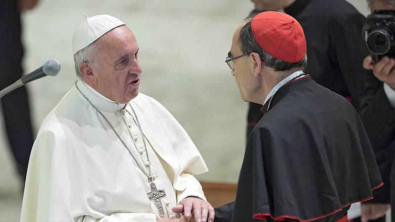 14 horas fin de semana - El Vaticano recurre al 'streaming' para rezar el Ángelus - Escuchar ahora