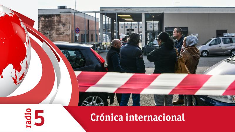 Todo noticias - Mañana - Crónica internacional - Italia aísla las zonas más afectadas - Escuchar ahora