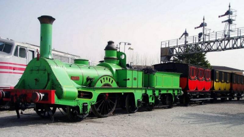 Marca España - El patrimonio ferroviario español - 09/03/20 - escuchar ahora
