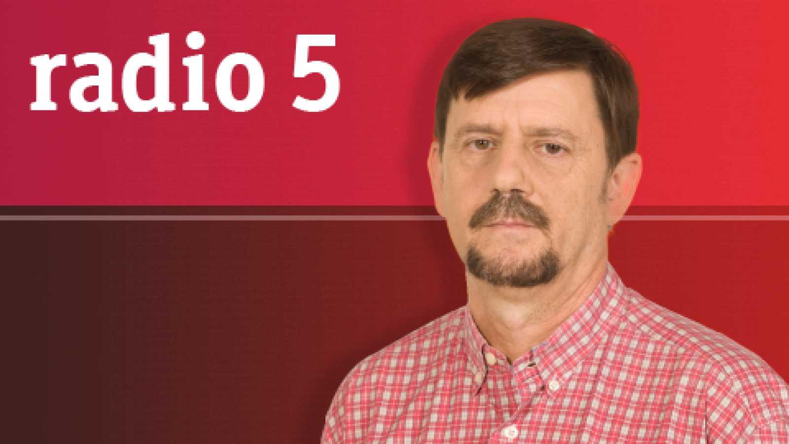 Españoles en la mar en Radio 5 - Guía educativa de pesca sostenible - 10/03/20 - escuchar ahora